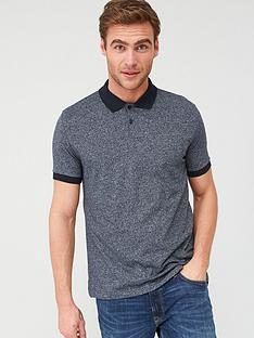 v-by-very-essentials-textured-polo-shirt-navy