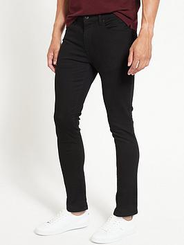 V by Very V By Very Skinny Jeans - Black Picture