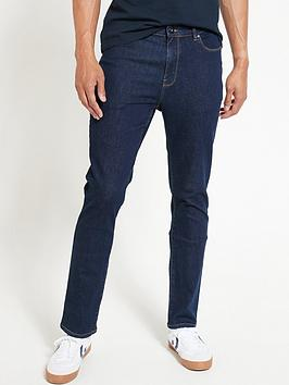 V by Very V By Very Slim Jeans - Raw Wash Picture