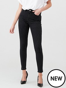 v-by-very-ella-high-waisted-diamante-skinny-jean-washed-black
