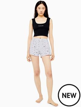 topshop-topshop-dream-jersey-pyjama-set-monochrome