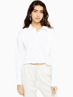 topshop-topshop-long-sleeve-rugby-polo-shirt-white