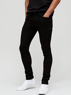 very-man-superskinny-jean-black