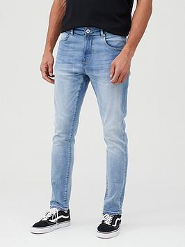 very-man-skinny-jeans-with-stretchnbsp--light-wash