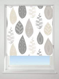 leaf-blackout-roller-blind