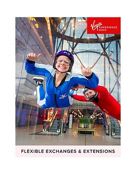 Virgin Experience Days Virgin Experience Days Ifly Indoor Skydiving For  ... Picture