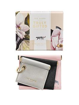 Ted Baker Ted Baker Ladies Jewellery Pouches Trio Picture