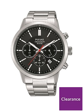 pulsar-pulsar-black-chronograph-dial-stainless-steel-bracelet-mens-watch
