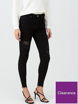 v-by-very-ella-high-thigh-rip-skinny-jean-black