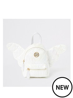 river-island-girls-angel-wing-mini-backpack-white