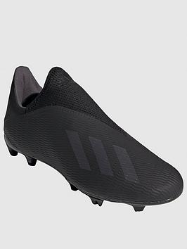 Adidas Adidas X Laceless 19.3 Firm Ground Football Boots - Black Picture