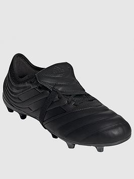 Adidas   Copa 20.2 Firm Ground Football Boots - Black