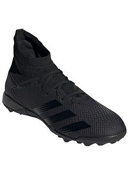 Adidas Adidas Predator 20.3 Turf Football Boots - Black Picture
