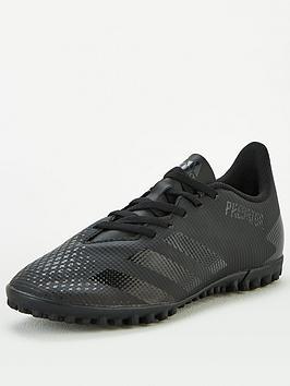 Adidas Adidas Predator 20.4 Astro Turf Football Boots - Black Picture