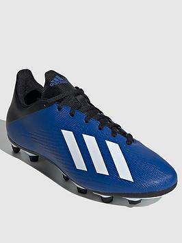Adidas Adidas X 19.4 Firm Ground Football Boot - Blue Picture