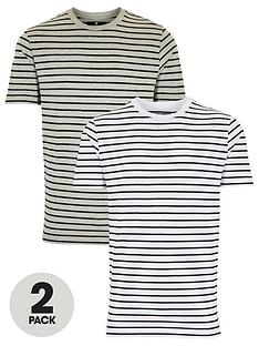 v-by-very-2-pack-stripe-t-shirts-bluegrey