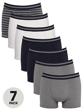 v-by-very-7-pack-trunks-multi-coloured
