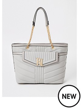 river-island-river-island-quilted-tote-bag-light-grey