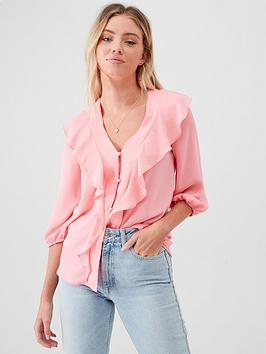 river-island-frill-blouse--pink