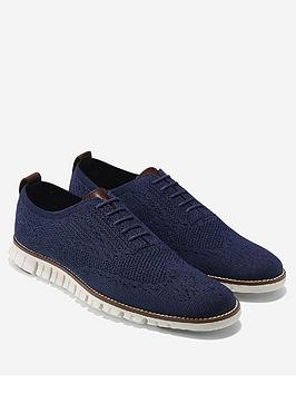 Cole Haan Cole Haan Zero Stitch Lace Up Shoe Picture