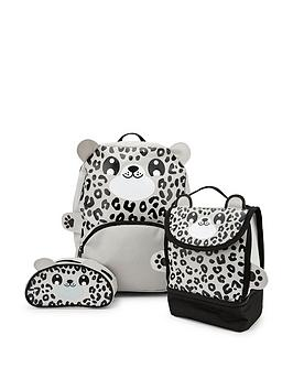 snow-leopard-backpacklunchbag-pencil-case-set