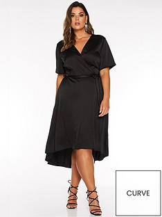 quiz-curve-quiz-curve-dip-hem-satin-tie-belt-wrap-dress
