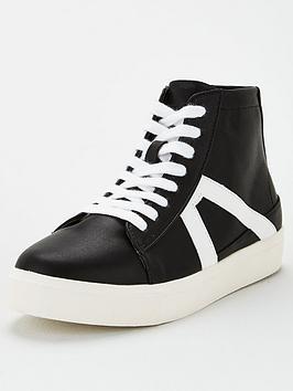 v-by-very-amy-hi-top-sneaker-black