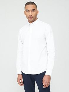 very-man-2-pack-long-sleeve-button-down-oxford-shirts-white