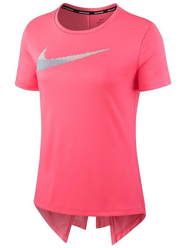 new list lowest discount best supplier Running SS Femme GX Tee - Pink