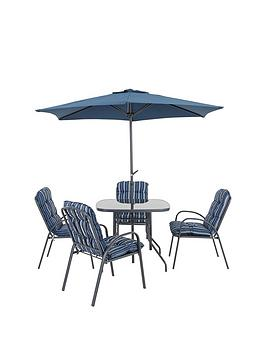 Very Barcelona 6 Piece Dining Set Picture