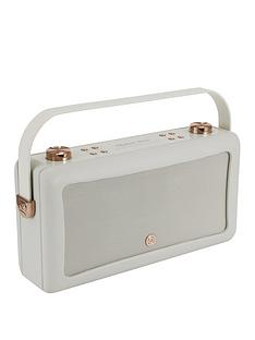 vq-hepburn-voice-dab-radio-and-bluetooth-speaker-grey-and-copper