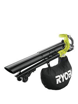 Ryobi   Obv18 18V One+ Cordless Brushless Blower-Vac (Bare Tool)