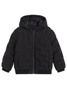 mango-boys-hooded-padded-coat-black