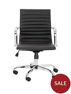 julian-bowen-gio-faux-leather-office-chair