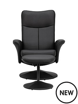 julian-bowen-lugano-faux-leather-recliner-chair-and-stool