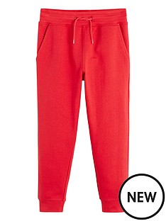 mango-boys-cuffed-jersey-joggers-red