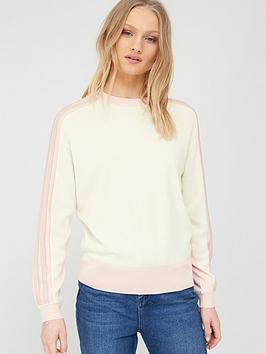 Ted Baker Ted Baker Maaree Ski Style Knitted Jumper - Ivory Picture