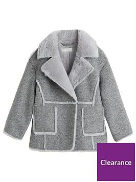 mango-girls-faux-fur-teddy-coat-grey
