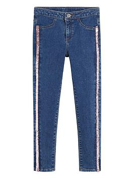 mango-girls-side-stripe-skinny-jeans-mid-wash