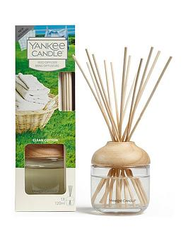 Yankee Candle Yankee Candle Reed Diffuser &Ndash; Clean Cotton Picture
