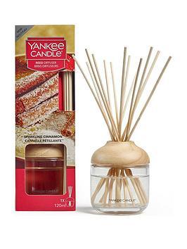 Yankee Candle Reed Diffuser &Ndash; Sparkling Cinnamon