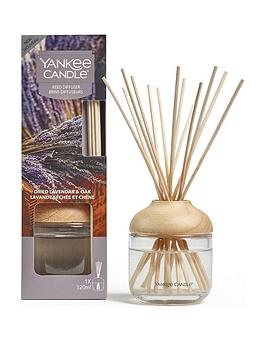 Yankee Candle Yankee Candle Reed Diffuser &Ndash; Dried Lavender &Amp; Oak Picture