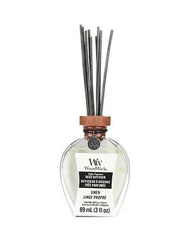 WoodWick Woodwick Reed Diffuser &Ndash; Linen Picture