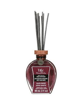 WoodWick Woodwick Reed Diffuser &Ndash; Black Cherry Picture
