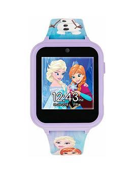 Disney Disney Disney Frozen Full Display Printed Silicone Strap Kids  ... Picture