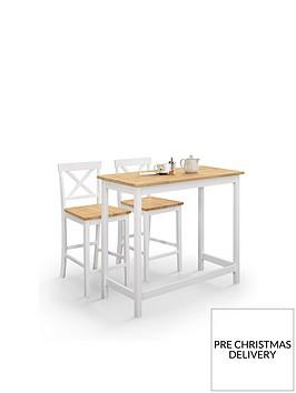 julian-bowen-marlow-bar-table-and-set-of-2-stools