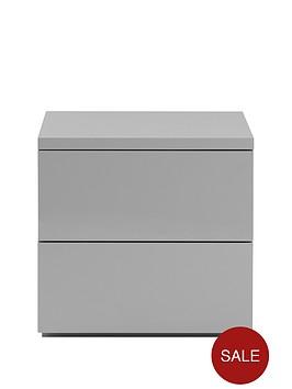 julian-bowen-riviera-2-drawer-bedside-chest