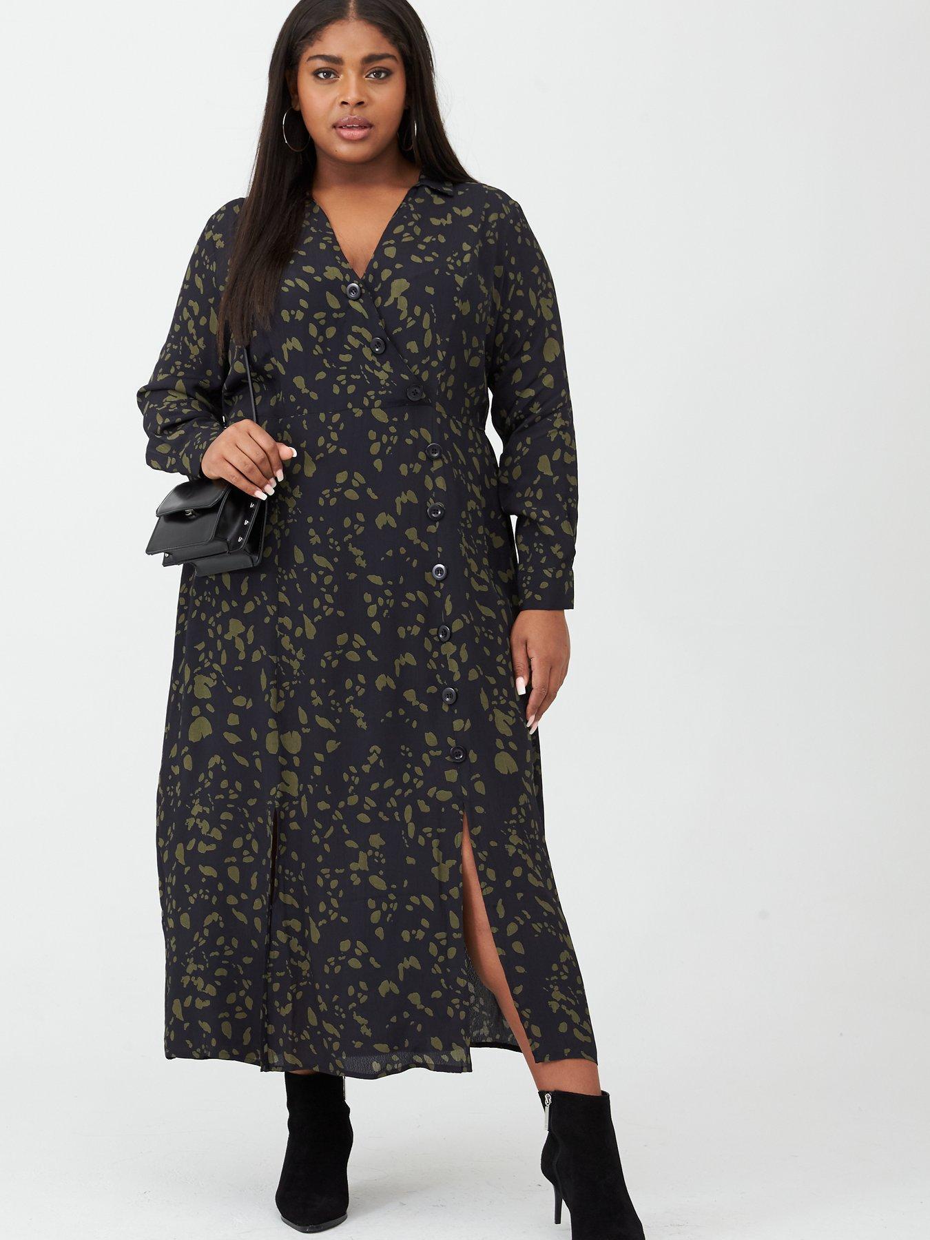 Design-1618V-M Abstract Print Viscose Dress Fabric