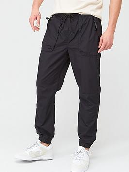 V by Very V By Very Cuffed Tech Pants - Black Picture