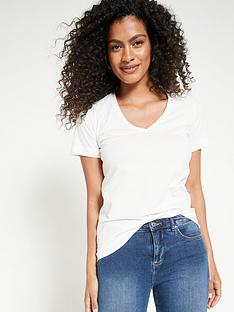 v-by-very-the-basic-v-neck-t-shirt-white